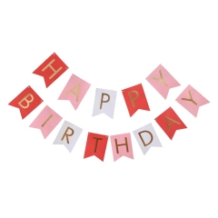 Happy Birthday Banner Manufacturer